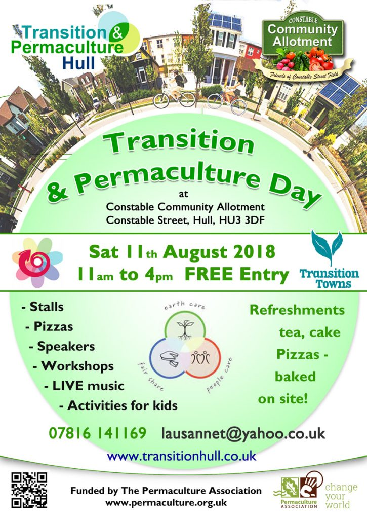 permaculture jobs uk